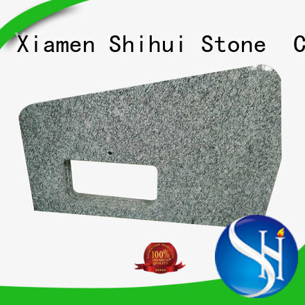 Shihui quality engineered stone countertops factory price for bathroom