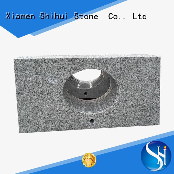 stone bathroom countertop wholesale for bar Shihui
