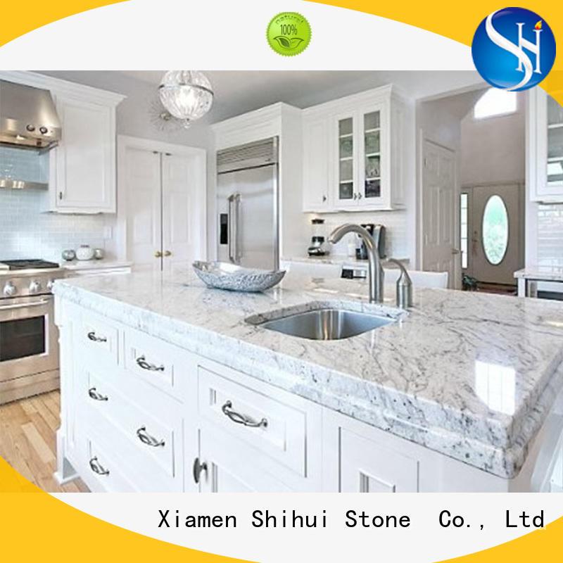 manmade stone countertops supplier for bathroom