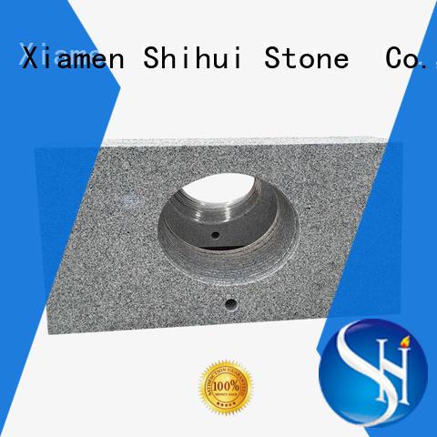Shihui calacatta stone kitchen countertops personalized for hotel