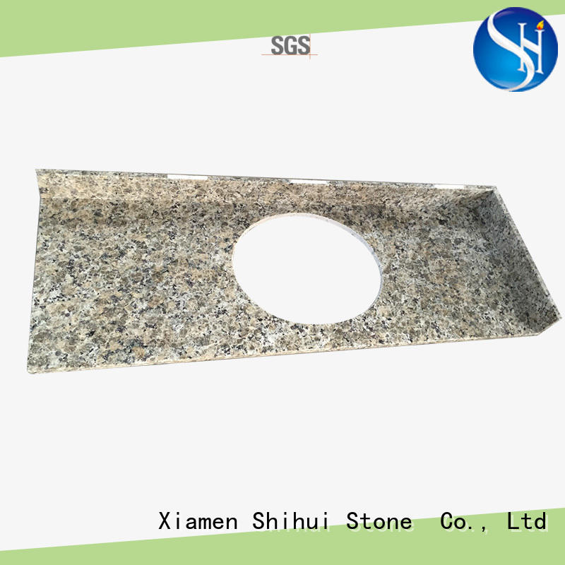 artificial stone countertop supplier for hotel