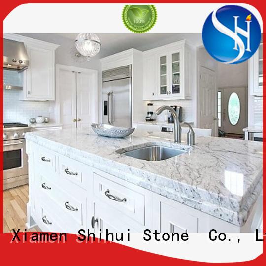 Shihui professional cornerstone countertops personalized for hotel