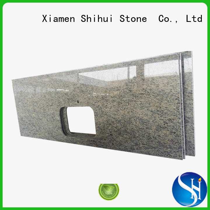 Shihui stable stone slab countertop wholesale for hotel