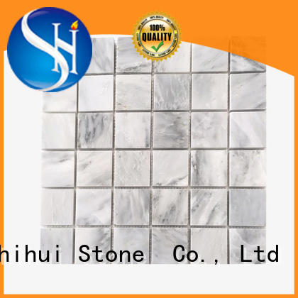 natural stone mosaic manufacturer for indoor Shihui