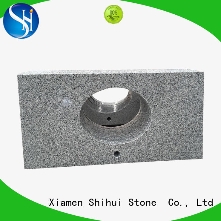 Shihui manmade stone countertops wholesale for hotel