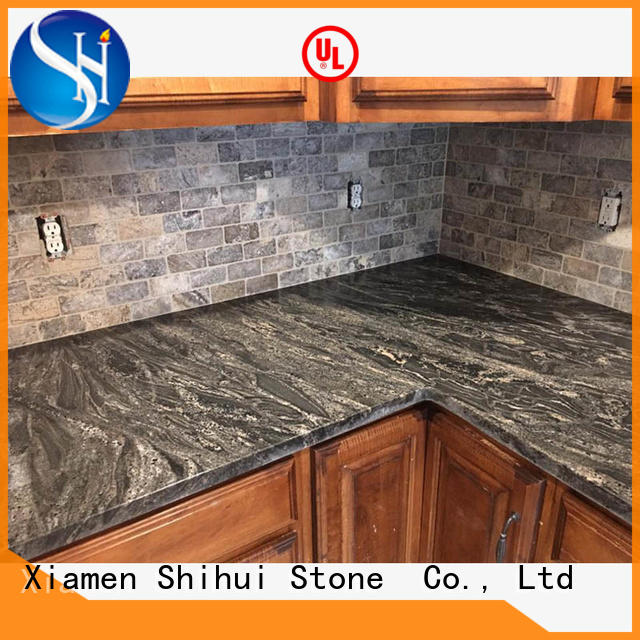 Shihui cultured stone countertop wholesale for kitchen