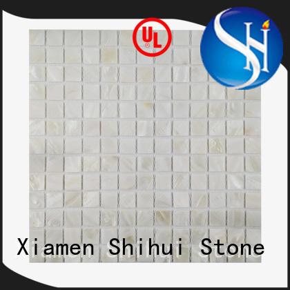 Shihui reliable natural stone mosaic manufacturer for indoor
