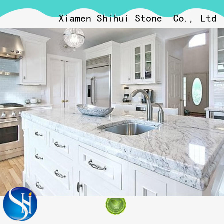 Shihui stone slab countertop wholesale for bathroom