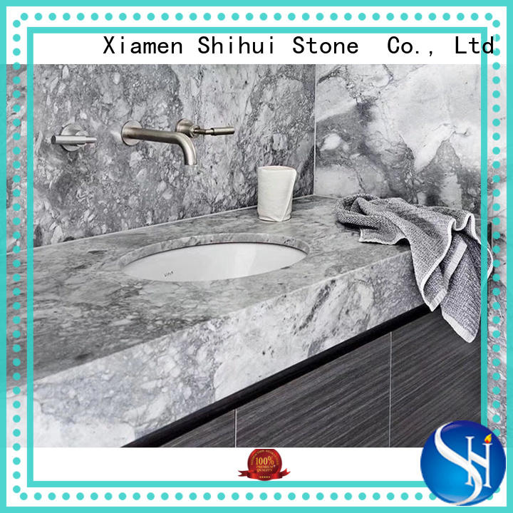 artificial stone kitchen countertops wholesale for hotel