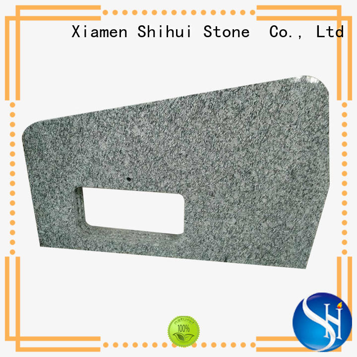 solid stone countertops factory price for bar Shihui