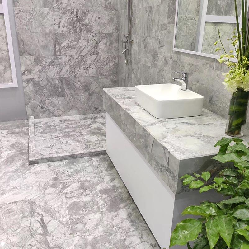 Natural Marble Tile Super White Marble Tile