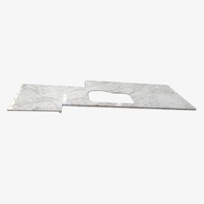 Cultured Stone Countertop Andromeda White Granite Countertop