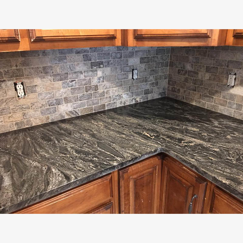 Black Forest Granite Stone Countertop