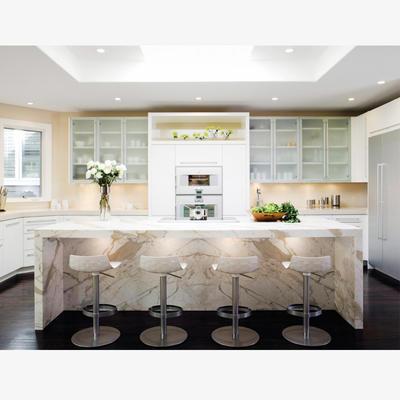Calacatta Gold Marble Countertop Quartz Surface Countertops