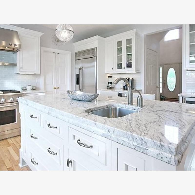 Stone Bathroom Countertop Carrara White Marble Countertop