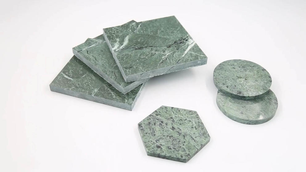 Green Marble Series