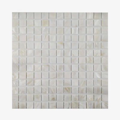 Mother Of Pearl Stone Mosaic Tile Backsplash