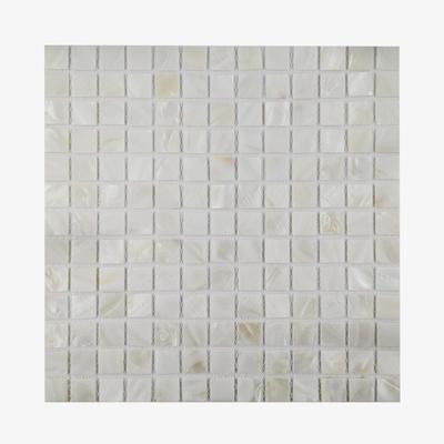 Mother Of Pearl Stone Mosaic Tile Backsplash