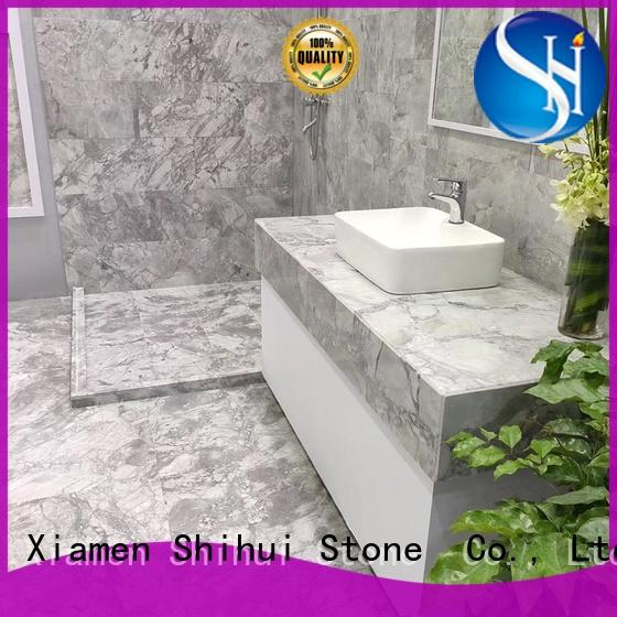 natural natural stone marble tile factory for household