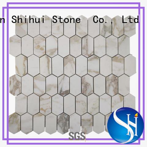 reliable stone mosaic backsplash customized for indoor