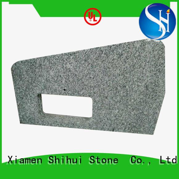 Seawave White Granite Countertop Stone Tile Countertops