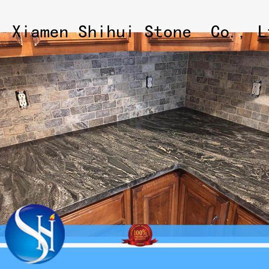 Shihui antique manmade stone countertops wholesale for bathroom