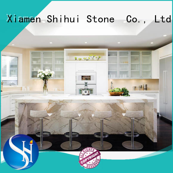 Shihui best stone kitchen countertops factory price for bar