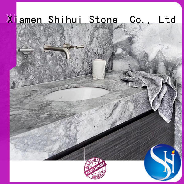 stone slab countertop factory price for bar Shihui