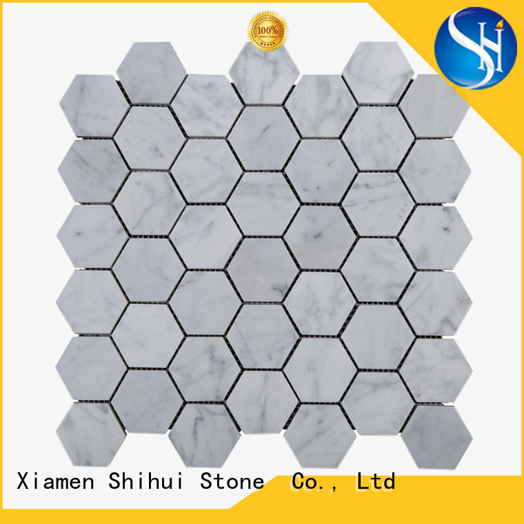 Shihui tile stone mosaic manufacturer for household