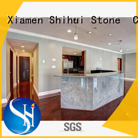 quality cultured stone countertop factory price for bathroom