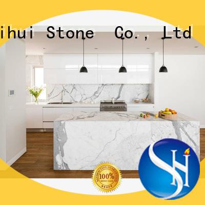 Shihui cornerstone countertops factory price for hotel
