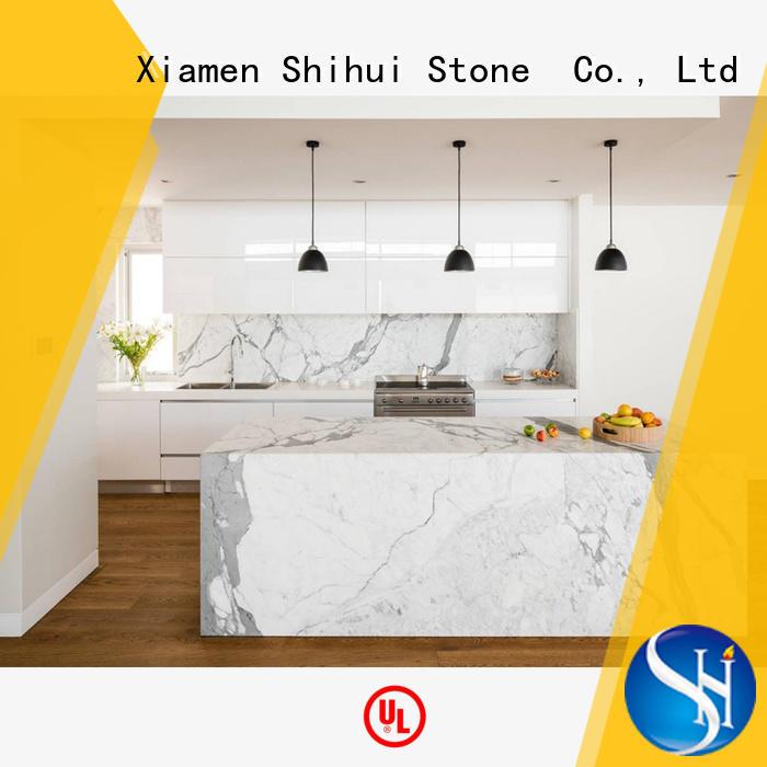 Shihui cornerstone countertops personalized for kitchen