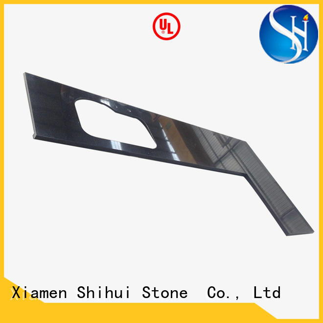 Shihui solid stone countertops factory price for bar