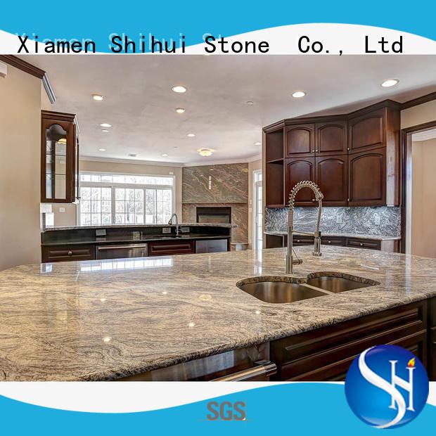 Shihui calacatta top stone countertops supplier for kitchen