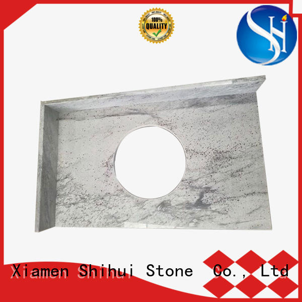Shihui professional stone slab countertop wholesale for bathroom