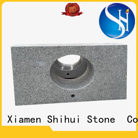 Shihui sturdy stone tile countertops personalized for bar