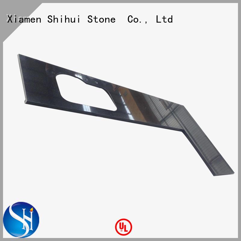 manmade stone tile countertops factory price for bar