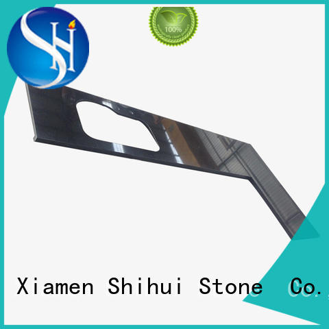 Shihui stone slab countertop wholesale for hotel