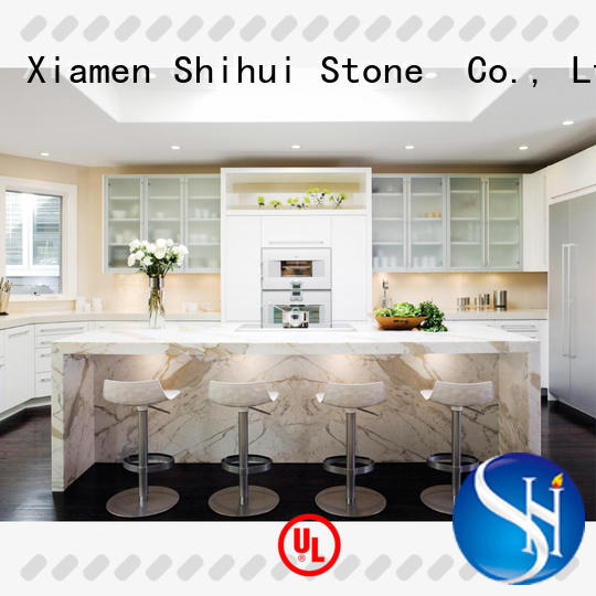 Shihui stone countertop supplier for bathroom