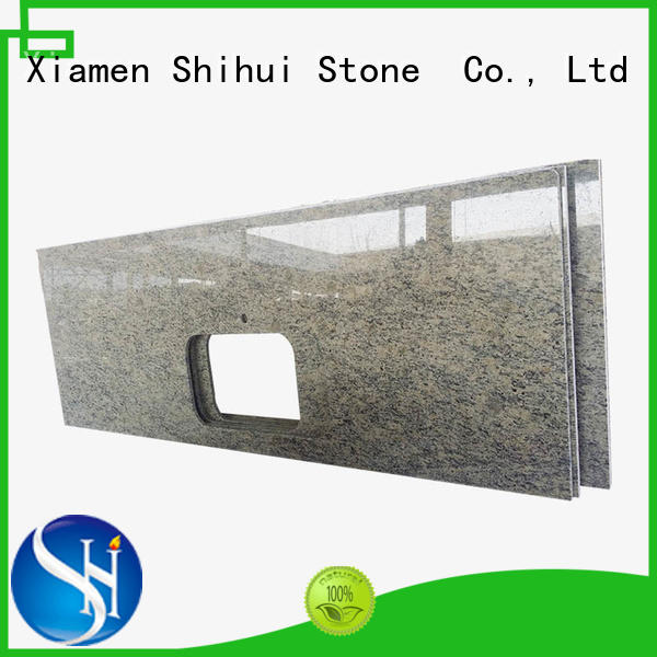 manmade stone countertop supplier for hotel