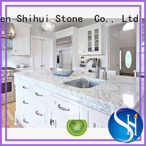 Shihui top stone countertops supplier for hotel