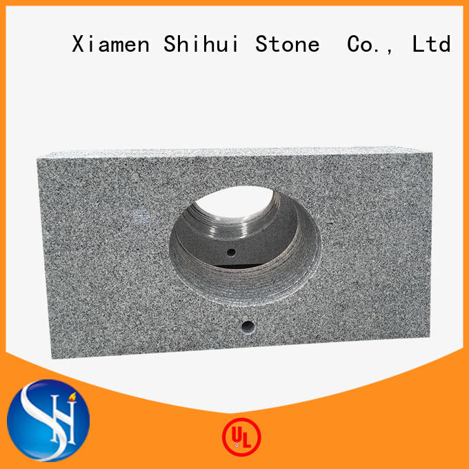 Shihui sturdy manmade stone countertops supplier for bar