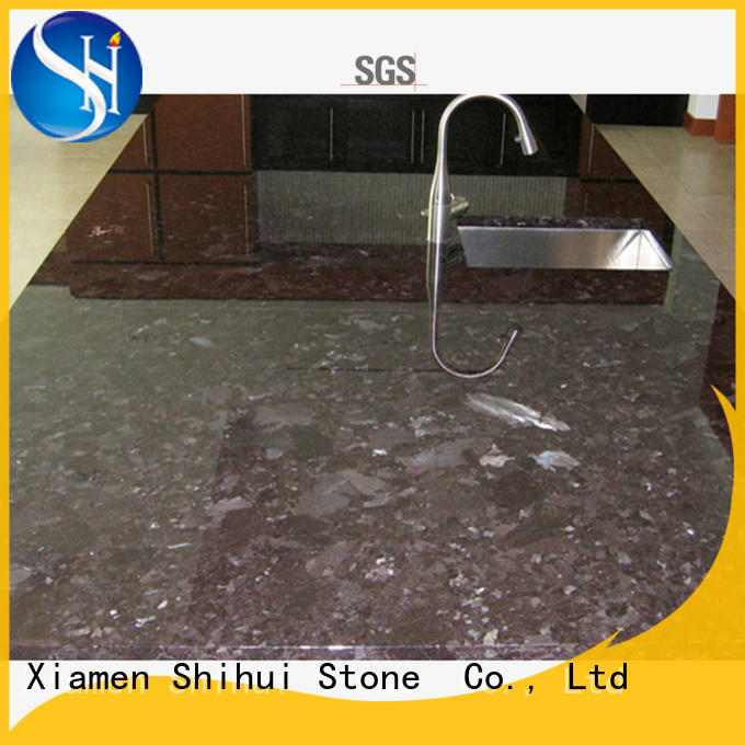 manufactured stone countertops wholesale for bathroom Shihui