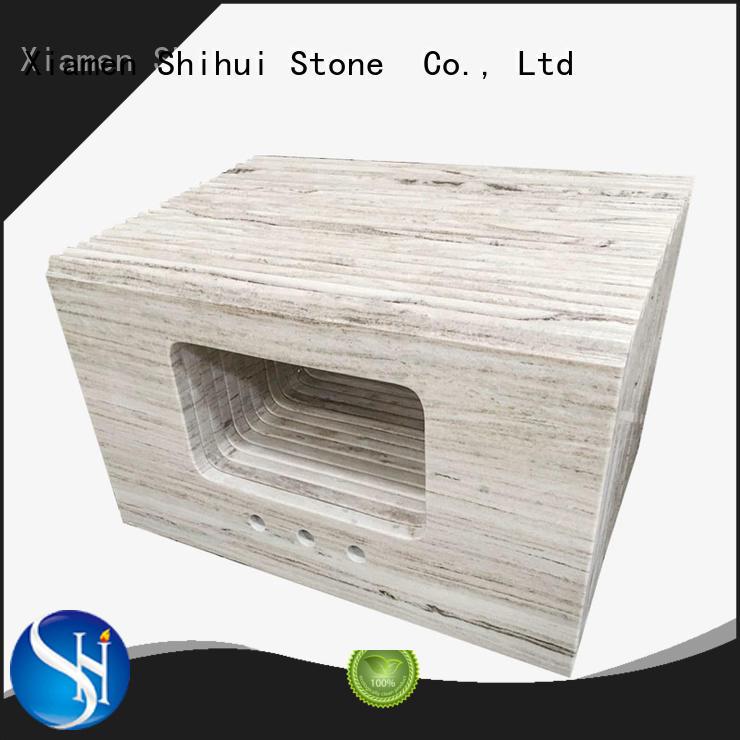 Shihui cornerstone countertops supplier for bathroom