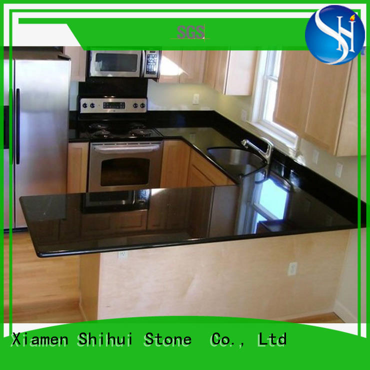 Shihui cultured stone countertop personalized for bathroom