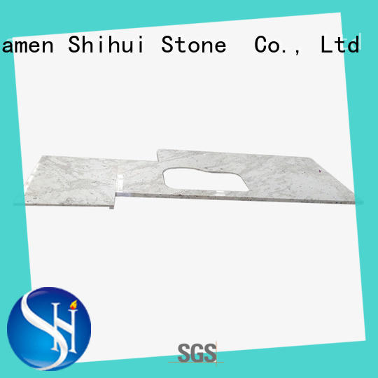 santo manufactured stone countertops factory price for kitchen