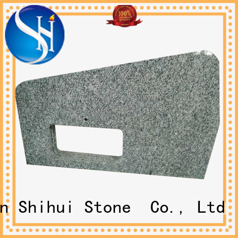 Shihui santo best stone kitchen countertops wholesale for hotel