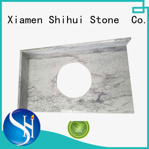 Shihui cultured stone countertop factory price for hotel