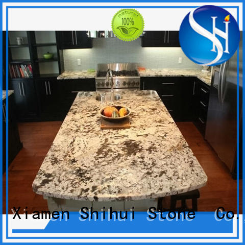 professional stone tile countertops personalized for bar