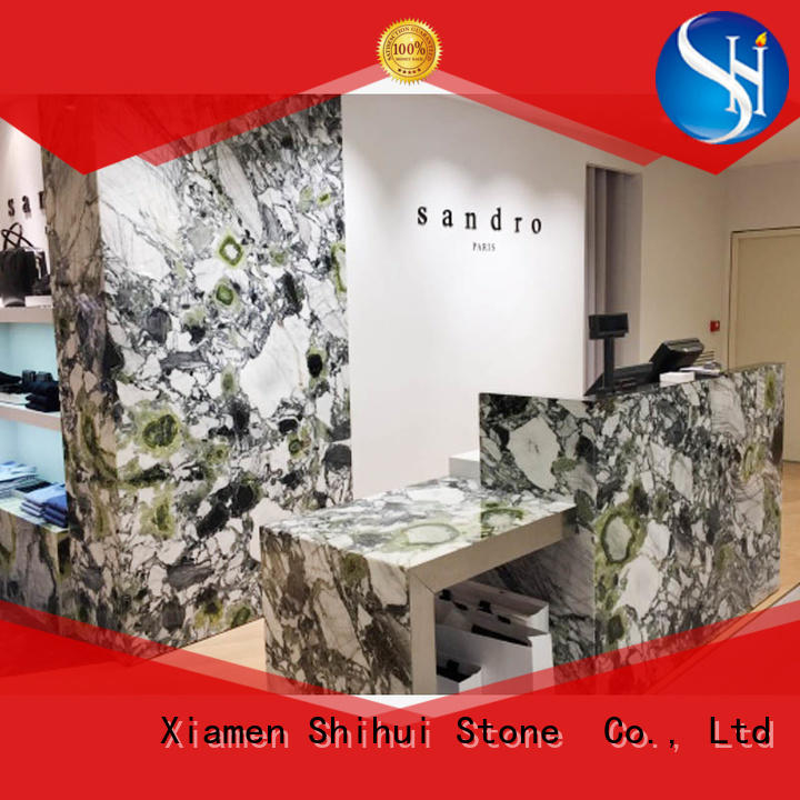 professional stone granite countertops factory price for hotel Shihui